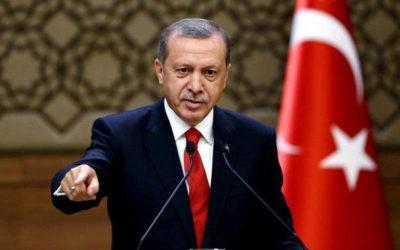 أردوغان: سنواصل التجارة مع إيران رغم العقوبات الأمريكية