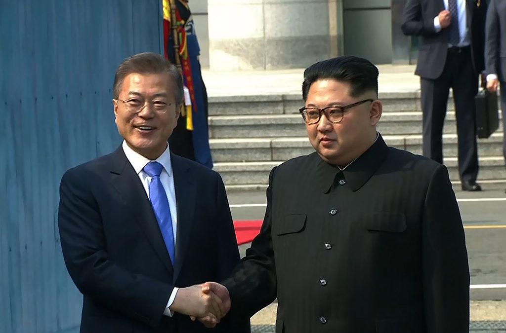 الكوريتان افتتحتا مكتبا للاتصال المشترك