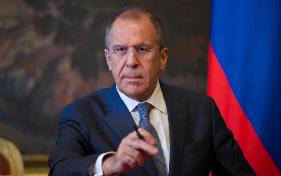 لافروف: روسيا ستعلن عن قائمة الدول غير الصديقة قريبا