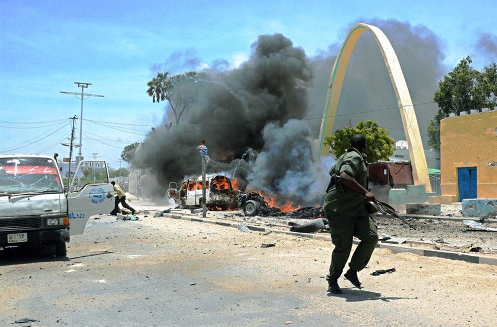 سماع دوي انفجار ناجم عن سيارة مفخخة في مقديشو