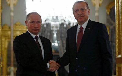 بوتين يؤكد على ضرورة إطلاق مفاوضات مباشرة بين الأطراف المتحاربة في ليبيا