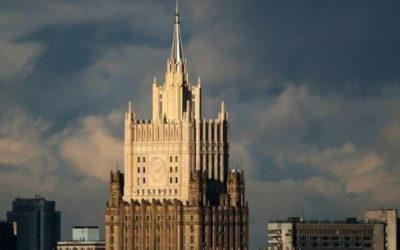 لافروف يلتقي وزراء خارجية سوريا والصين واليابان في نيويورك الأسبوع القادم