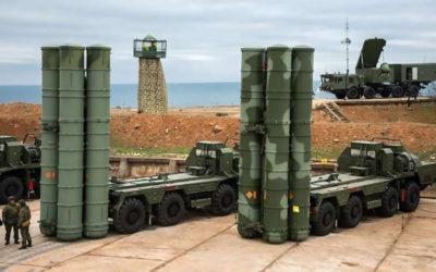 """موسكو تعلن رسميا عن موعد تسليم أنقرة """"إس-400"""""""