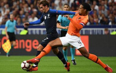 فوز صعب لفرنسا على هولندا ومستحق للدنمارك على ويلز