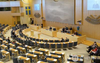 البرلمان السويدي يقيل رئيس الحكومة في تصويت لحجب الثقة