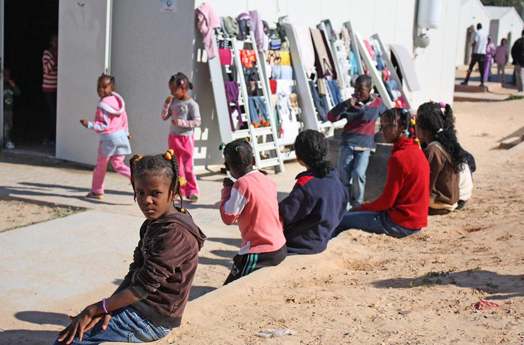 يونيسف : نصف مليون طفل في طرابلس في خطر مباشر