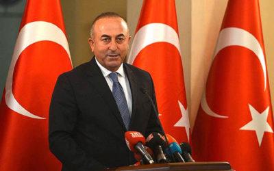 جاويش أوغلو: تركيا في بقعة جغرافية معقدة وتجهد لحماية استقرارها