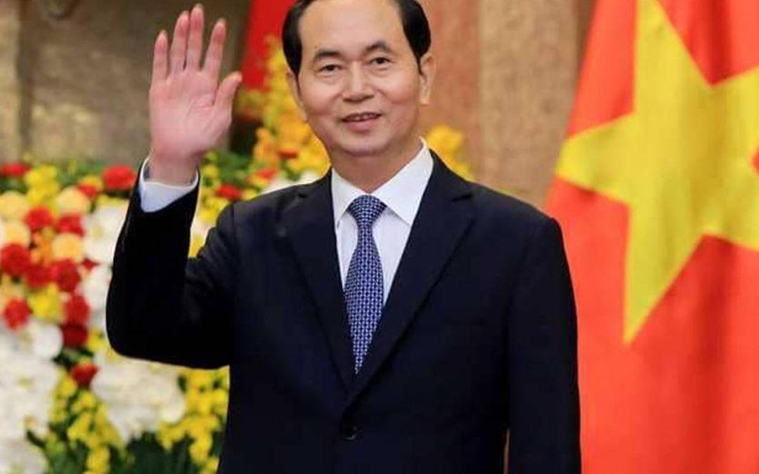 """""""مرض خطير"""" ينهي حياة رئيس فيتنام"""