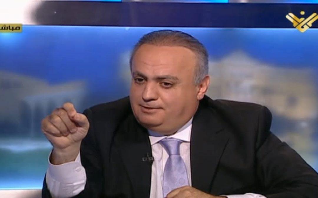 """وهاب لقناة """"المنار"""": الحريري يدخل بمؤامرة جديدة على لبنان تمتد من البصرة الى بيروت"""