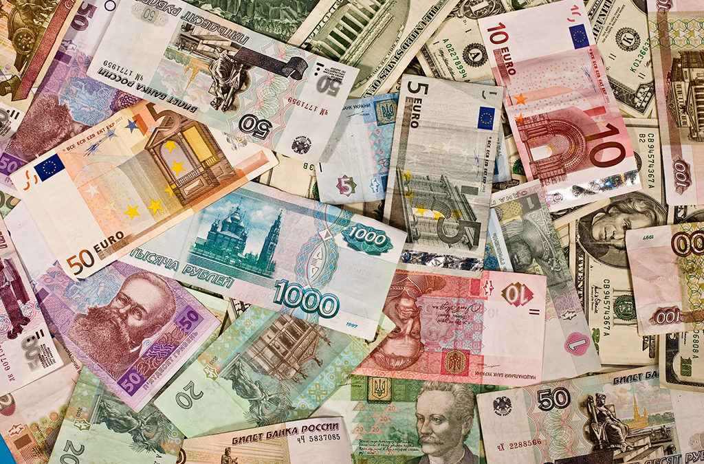 اسعار الدولار واهم العملات الاخرى