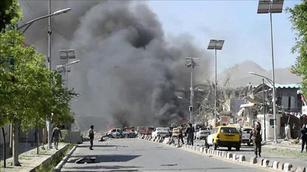 6 جرحى في تفجير انتحاري استهدف موظفين في مفوضية الانتخابات في كابول