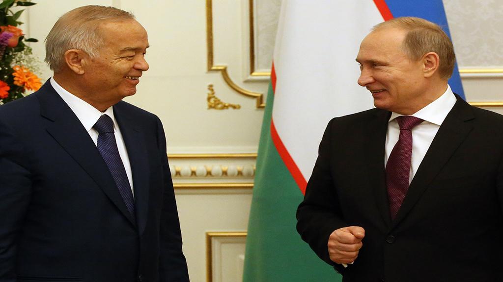 روسيا وأوزبكستان عززتا تقاربهما في مناسبة زيارة بوتين