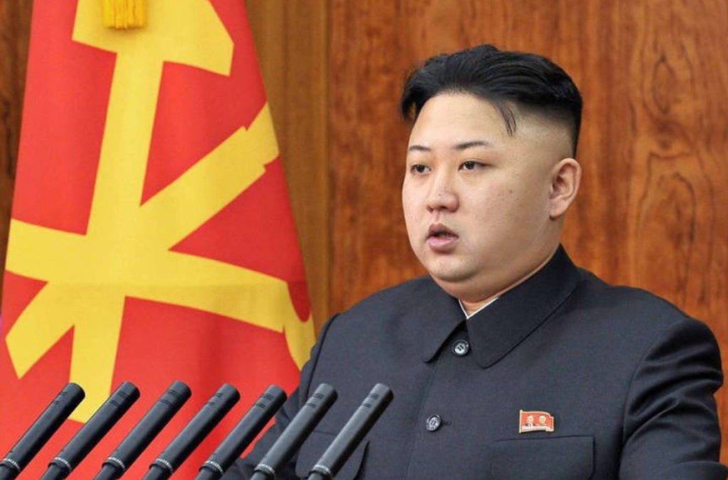 جونغ اون يرغب في قيام البابا بزيارة الى بيونغ يانغ