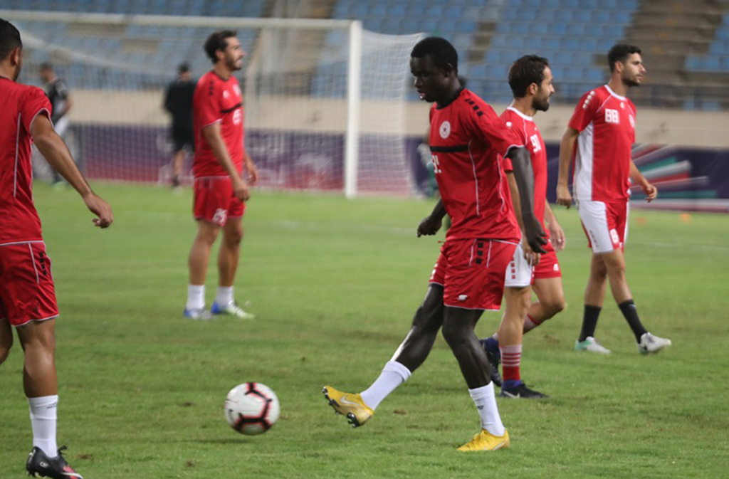المرحلة الخامسة من بطولة لبنان في كرة القدم