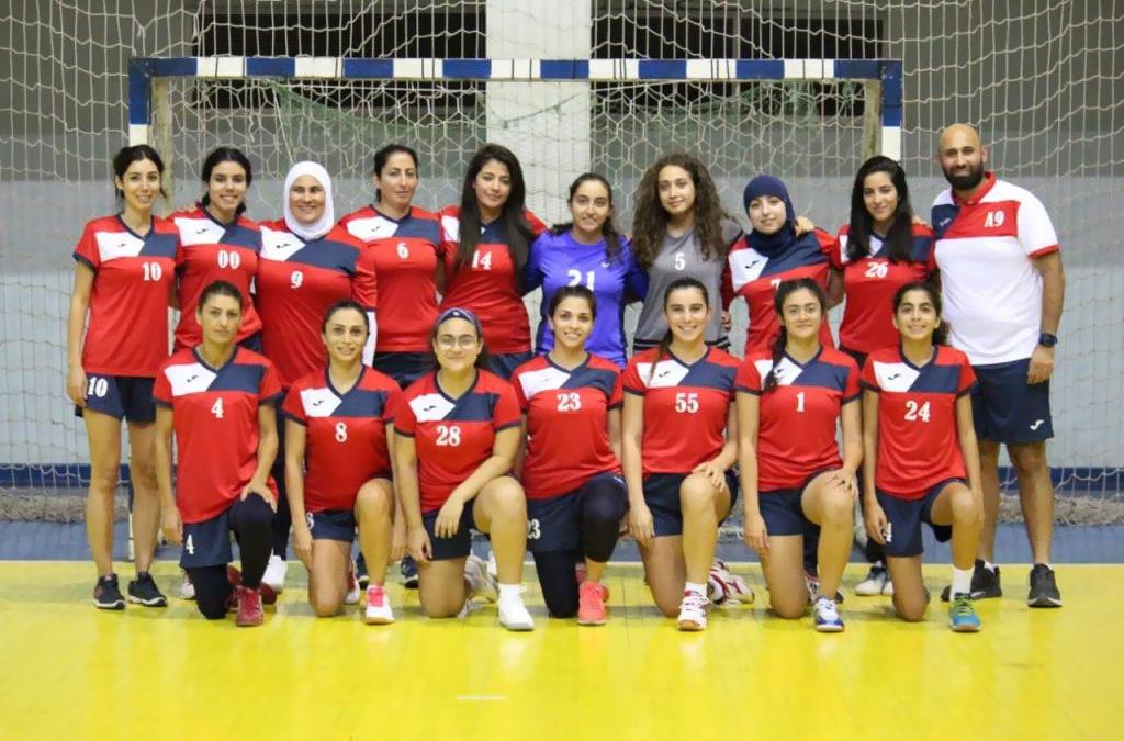 كأس السيدات لكرة اليد: فوز الصداقة والايليت