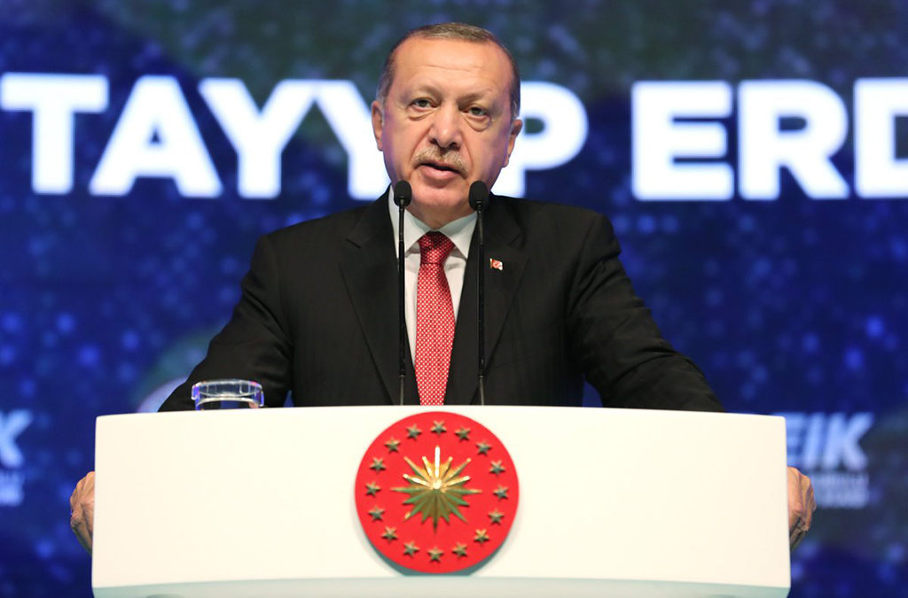 أردوغان: لن ندع المسؤولين عن قتل خاشقجي يفلتون من العدالة