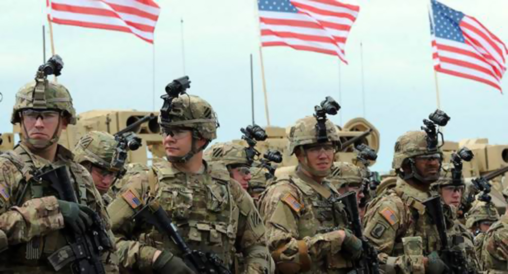 الجيش الأمريكي يعتقد بقرب اندلاع حرب وشيكة شاملة!