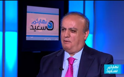 """وهاب للـ LBCI: لا يمكن للحريري أن يوقف البلد عند أحقاده… و""""حزب الله"""" لا يمارس الاستقواء"""