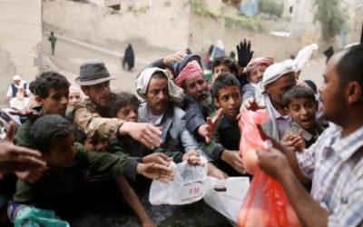 الأمم المتحدة :المجاعة قد تطال 14 مليون شخص في اليمن