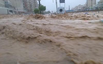 الأردن يستعد لموجة سيول جديدة شرقي المملكة
