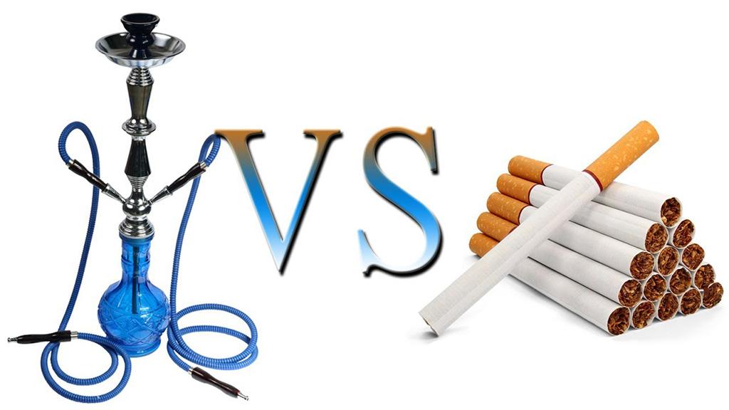 تدخين النرجيلة والسجائر… أيهما الأكثر ضرراً؟