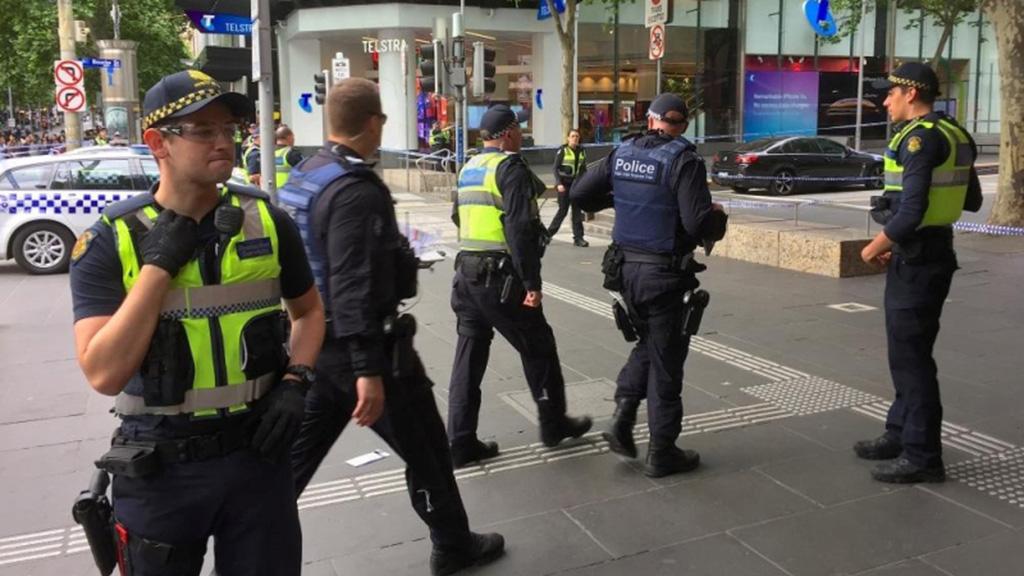 الشرطة الاسترالية :المهاجم المفترض لا علاقة معروفة له بالارهاب