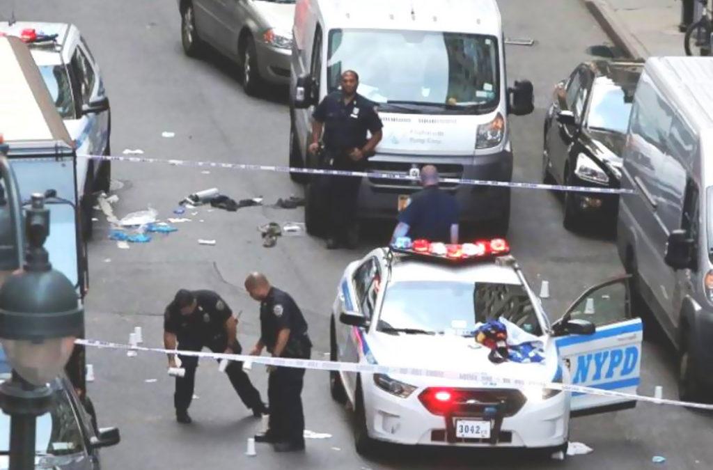 إصابات عدة بإطلاق نار في حانة في كاليفورنيا