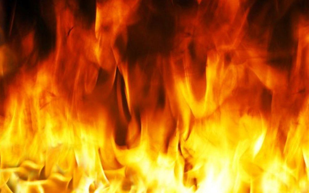 اندلاع حريق قرب السفارة السعودية في لندن