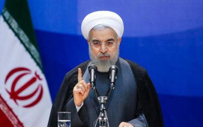 روحاني لجونسون: إذا ارتكبت أمريكا أي خطأ آخر تجاه إيران ستتلقى ردا أكثر خطورة