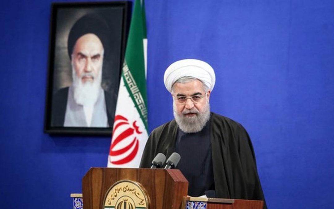 روحاني:الخطوة الثالثة في تقليص التزامات إيران ستكون الأهم وسيكون لها تأثيرات غير عادية