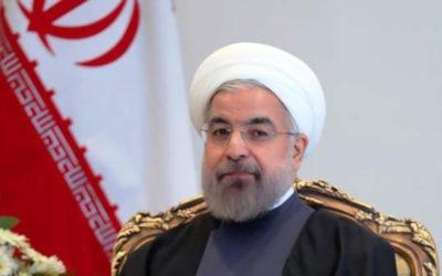 """روحاني يبدأ اليوم زيارة """"تاريخية"""" للعراق"""
