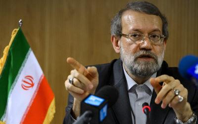 لاريجاني: الكيان الصهيوني والقوى الكبرى أساس الأزمات العالمية
