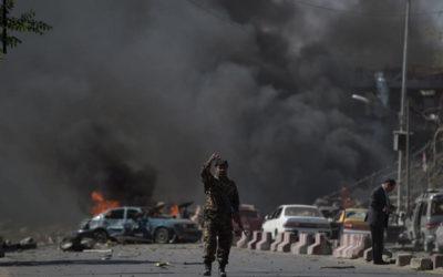 إنفجار هز العاصمة الأفغانية كابول