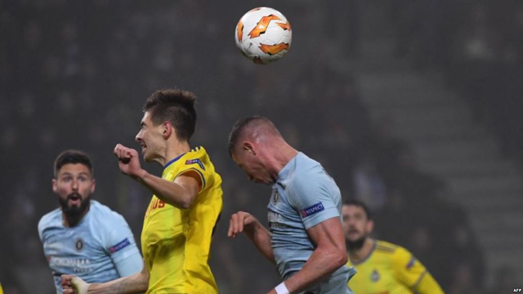 """""""الوصيف"""" يودع الدوري الأوروبي من مرحلة المجموعات"""