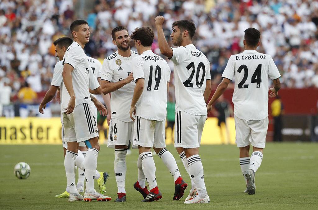 ريال مدريد مُجبَر على تغيير أسماء وأرقام اللاعبين!