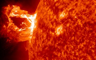 كارثة تنتظر الأرض إذا تعرّضت لعاصفة شمسية هوجاء!