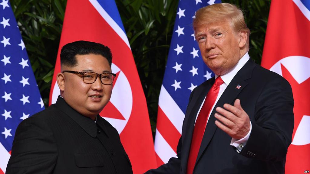 أمريكا وكوريا الشمالية قد تتفقان على إنهاء الحرب الكورية خلال قمة هانوي
