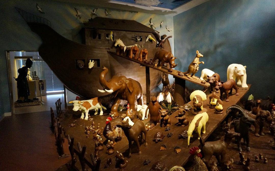 إفتتاح أول متحف للشوكولا في لبنان والشرق الاوسط في فردان