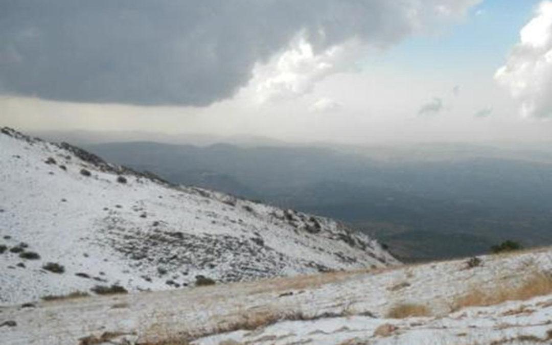 الطقس غدا السبت أمطار متفرقة تشتد غزارتها بعد الظهر وثلوج على 1000م