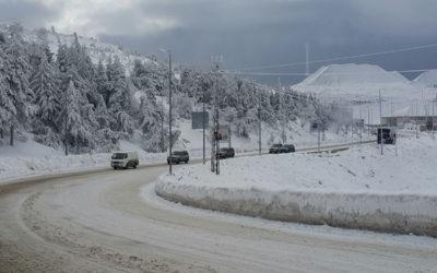 الطقس السبت ماطر بغزارة مع برق ورعد وثلوج على 1200 متر
