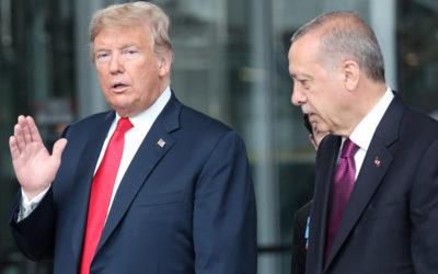 """ترامب لأردوغان: """"سوريا كلها لك.. لقد انتهينا"""""""