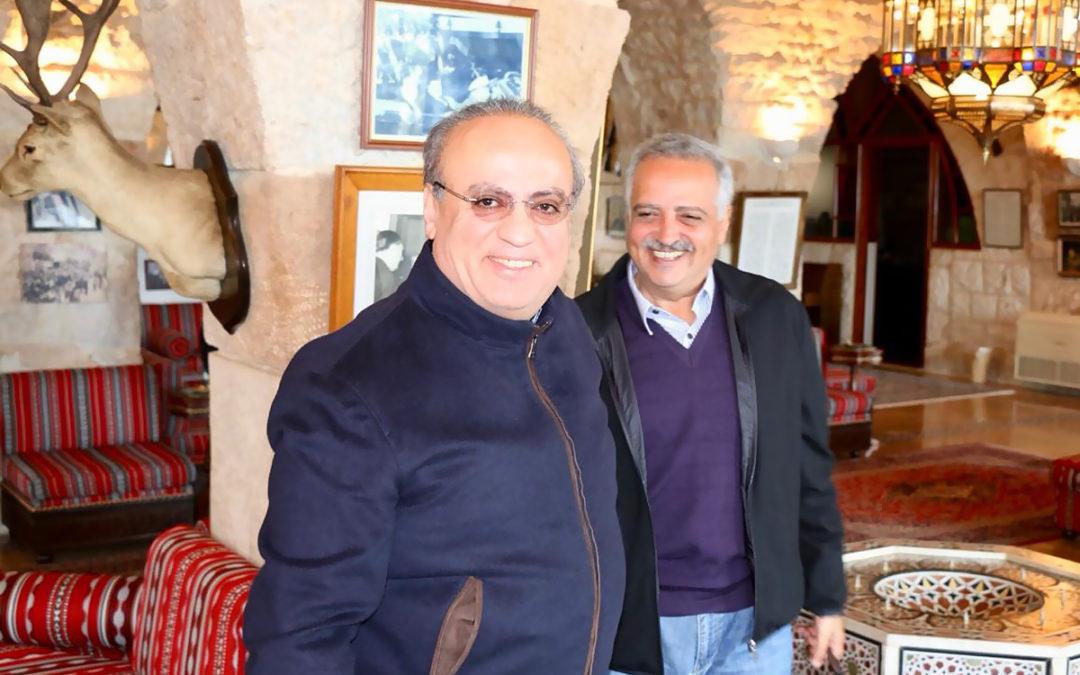 وهاب بعد زيارته إرسلان: لقاء خلدة مشروع نهضوي درزي شامل