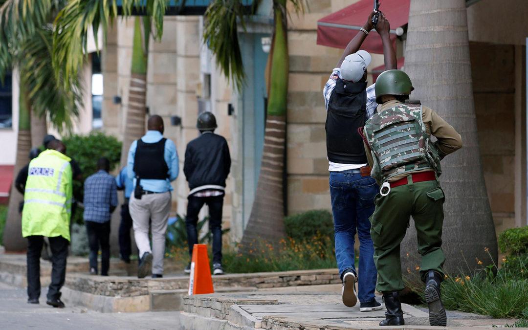 15 قتيلا في هجوم لا يزال مستمرا على مجمع فندقي في نيروبي