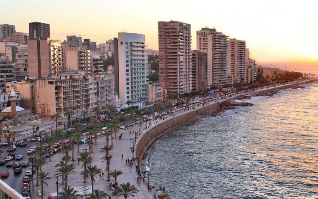 ملكة ورئيس في بيروت اليوم