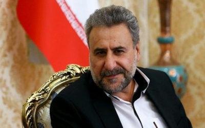 عمّار الأسد: زيارة بيشة إلى دمشق تعكس العلاقات الوطيدة بين سوريا وإيران