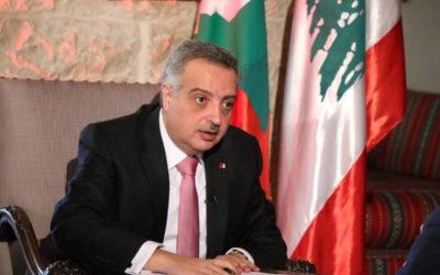 ارسلان: نقدر لفتة الاسد الحريصة على افضل العلاقات مع لبنان بكل مكوناته