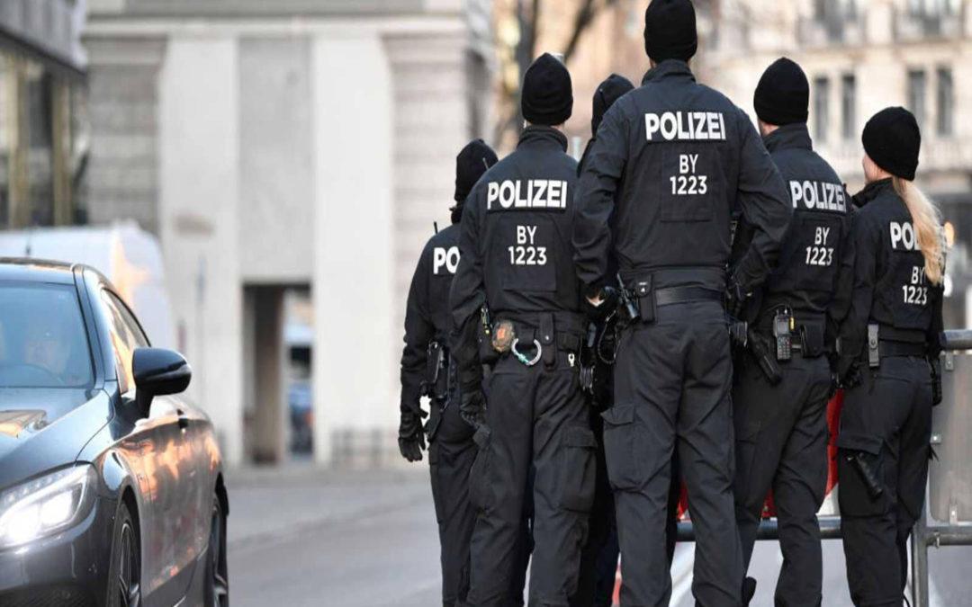 الشرطة الألمانية: مقتل شخصين بإطلاق نار في ميونيخ