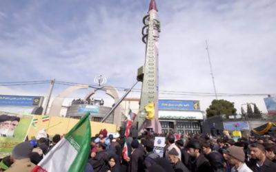 ايران: مخاوف الاتحاد الأوروبي من التجارب الصاروخية غير بناءة