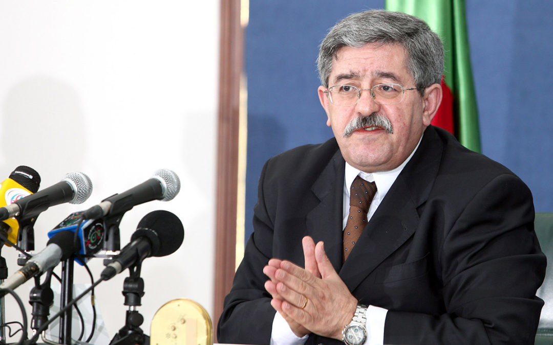 رئيس الوزراء الجزائري : صناديق الاقتراع ستحسم مسألة الولاية الخامسة لبوتفليقة