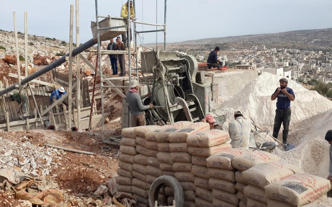 """مشاركة روسية واسعة في معرض """"إعادة إعمار سوريا"""""""